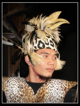 Dayak by h3120