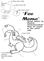 Make Your FEE Meme~! by TheDarknessDash