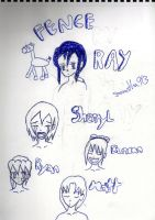 The ray squad by Blood-Dancer