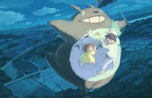 To-to-ro Totoro! by W-E-Z