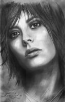 Shane - katherine Moennig by TatharielCreations