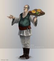 Innkeeper Male by delira