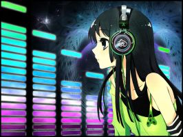 Sound of Mio by Xile876