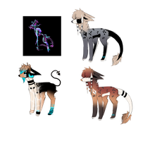 - Epic Creature Adopts - by BleedingColorAdopts