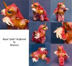 Royal PINK Swiftwind by Tamisery
