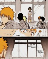 Ichigo Misses Rukia by ScreamxStrawberries