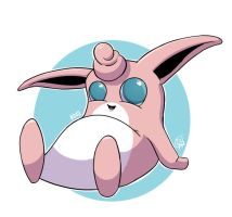 040 - Wigglytuff by steven-andrew