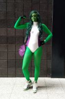 She-Hulk 2 by cirrus-cosplay