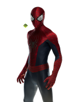 Spider-Man Render by ProfessorAdagio
