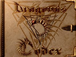 Dragonus codex by alchem