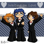 WoL - Chibi Boy Trio by Miss-Mae