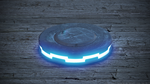 Spinfusor Disc from Tribes: Ascend by Nalsnag