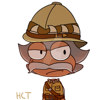 Tally-ho by happyclonetrooper