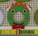 The Life and Death of a Novelty Xmas Wreath by MichaelJRuocco