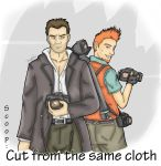DR - Cut from the Same Cloth by Crystal124