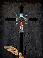crossed_stained_glass by agaillard