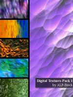 Digital Textures Pack 1 by ALP-Stock