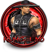Kung Lao by xDarkArchangel