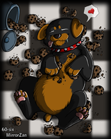 Cookie Hound by 60-Six