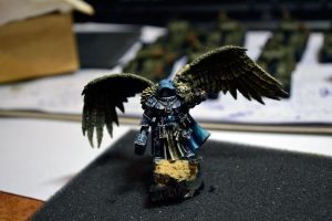 WIP Imperial Inquisitor winged by razzminis