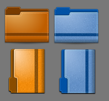 File Folder Icons by it-s