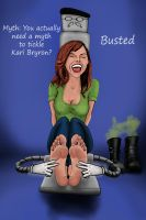 Mythbusters Tickling Revisited by Bigfootfantasies