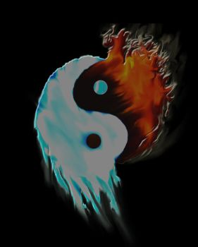 Yin Yang by Spimagry