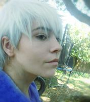 Jack Frost ( for fun test ) by DiaryofADoll