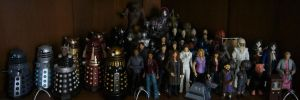 Doctor Who Collection: Update by Police-Box-Traveler