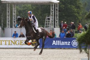 3DE Cross Country Arena Canter Galop by LuDa-Stock