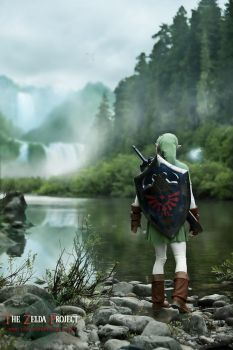 The Zelda Project: Zoras River by Adella