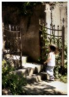 Fairy tale about little girl by Lilia73