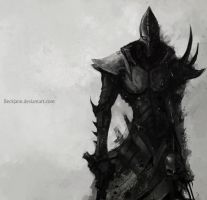 Dark Eldar: Merciless by Beckjann
