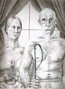 American Gothic by LaPointeVArt