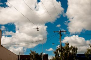 Power-line Shoes by DeMarco-Design