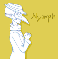 Nymph - cover art by colorwonders