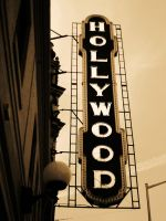 Hollywood Theatre by redmoose24
