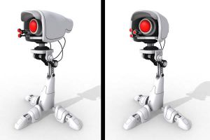 Digital Robotic Camera by maxspider