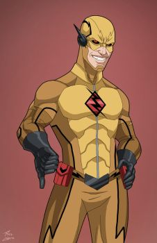 Zoom (Earth-27) commission by phil-cho