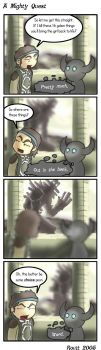 SotC - A Mighty Quest by amuck50