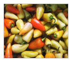Photo - Peppers 01 by phantompanther