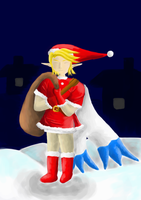Santa Link is coming to town by lasercut