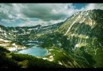 The Valley of the Five Lakes I by Beezqp