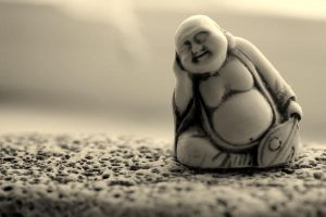 Calm Buddha by Butterfly-Dream-Away