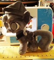Moonstuck Woona Plushie :Commission: by AppleDew