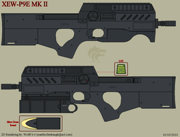 XEW- P9E MK II by Wolff60