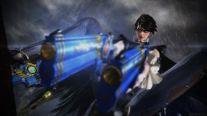 Bayonetta 2- fight! by TheDemonLady