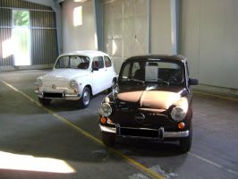 Fiat and Zastava oldies by CmacSTI