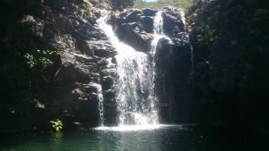 Waterfall by technites
