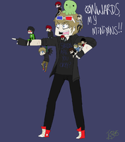 Minions by Star-Filled-Syringes